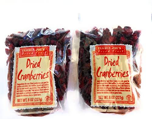 Trader Joe's Dried Cranberries, 8 oz (pack of 2) by Trader Joe's (Image #2)