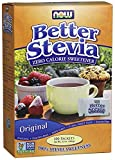 NOW Foods – BETTER STEVIA PACKETS 100/BOX Review