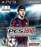 Pro Evolution Soccer 2010 - Playstation 3