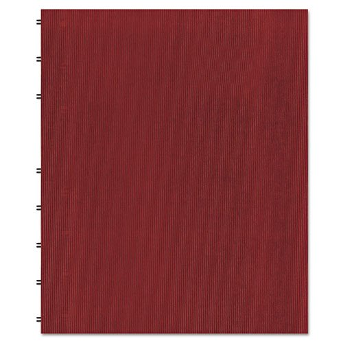- Blueline MiracleBind Notebook, Red, 11 x 9.625 inches, 150 Pages (AF11150.83)