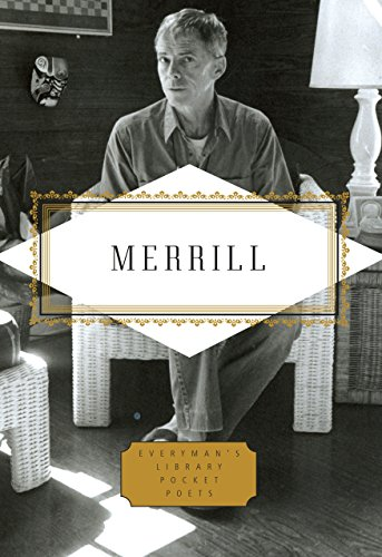 Merrill: Poems (Everyman's Library Pocket Poets Series) by EVERYMANS LIBRARY
