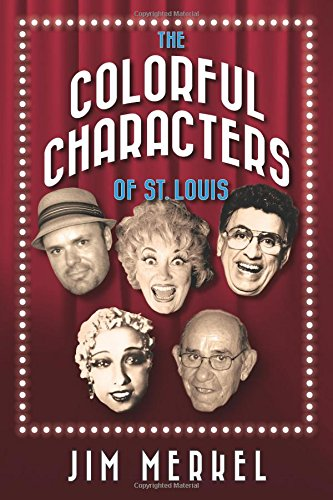 Download Colorful Characters of St. Louis pdf