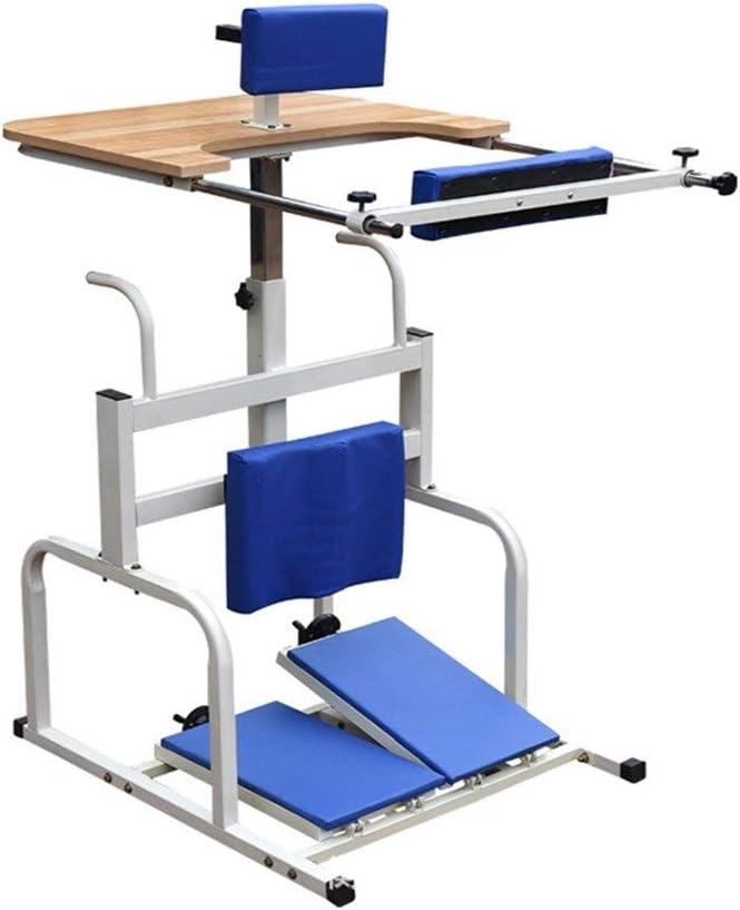 TF Fija la extremidad Inferior de rehabilitación bipedestador Equipo de Entrenamiento de Ancianos hemiplejía Trazo de pie de rehabilitación de formación Permanente de Adult