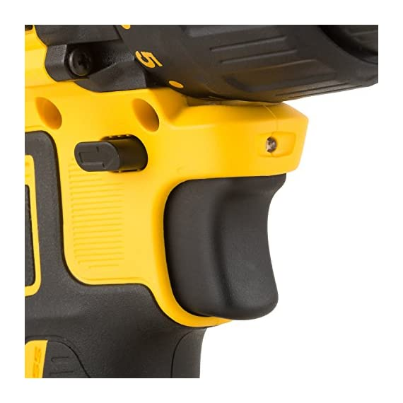 DEWALT DCD778S2T XR 18V 13mm Brushless Li-ion Cordless Hammer Drill Driver with 2x1.5 Ah Batteries included 4