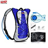 Arltb 2L (70 oz) Hydration Pack with Bladder Hydration...