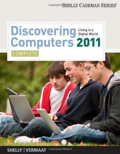 DISCOVERING COMPUTERS 2011 BRIEF EPUB
