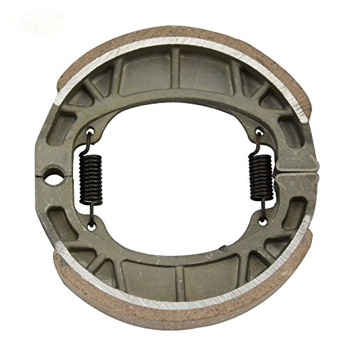 - Universal Rear Drum Brake Shoes Pad for GY6 50-125cc Moped Scooter