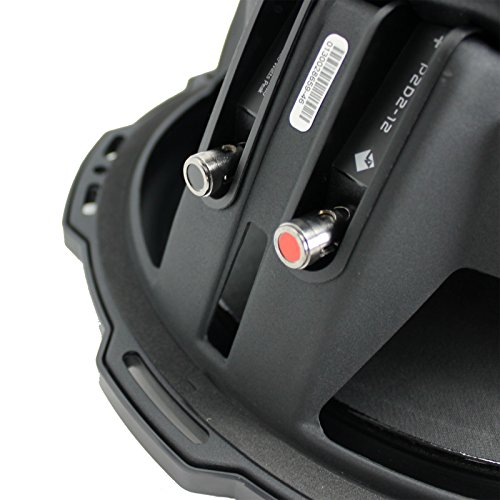 2) Rockford Fosgate P2D2-12 12'' 1600Watt 2-Ohm Punch Series Car Audio Subwoofers by Rockford Fosgate (Image #6)