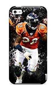 New Arrival Cover Case With Nice Design For Iphone 5c- Von Miller