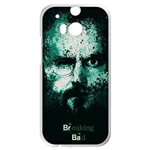 Breaking Bad HTC One M8 White phone cases&Holiday Gift