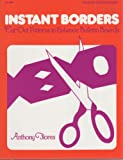 Instant Borders, Anthony Flores, 0822438992