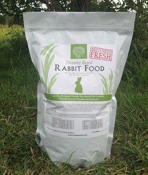 Small Pet Select Rabbit Food Pellets, 5-Pound ()