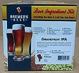 5 gallon ipa beer kit - Brewer's Best Home Brew Beer Ingredient Kit, 5 gal (Grapefruit IPA)