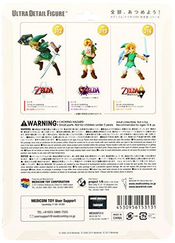 Medicom Nintendo serie de: la leyenda de la máscara de Majora de ...