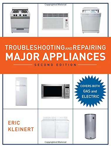 Pdf Home Troubleshooting and Repairing Major Appliances, 2nd Ed.