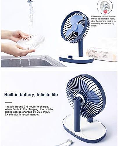 BUFANXIN Mini Usb Rechargeable Batterie Intégré Ventilateur