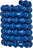 "Loc-line Blue 1/4"" 5 Foot Coil Made in the USA"