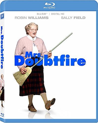 VHS : Mrs. Doubtfire Blu-ray