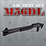 1/1 Scale High power high-performance 3 -barrel air cocking shotgun M3 M56DL air gun