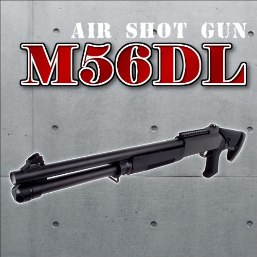 1/1 Scale High power high-performance 3 -barrel air cocking shotgun M3 M56DL air gun by CREST