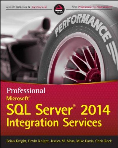 Professional Microsoft SQL Server 2014 Integration Services Front Cover