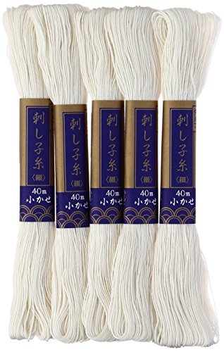 Sashiko thread 40m col.2 5x1