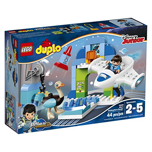 LEGO DUPLO Disney Junior Miles From Tomorrowland Miles' Stellosphere Hangar (10826)