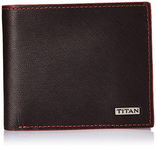 Titan Brown Men #39;s Wallet  TW181LM2BR