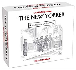 Cartoons from The New Yorker 2021 Day to Day Calendar: Conde Nast