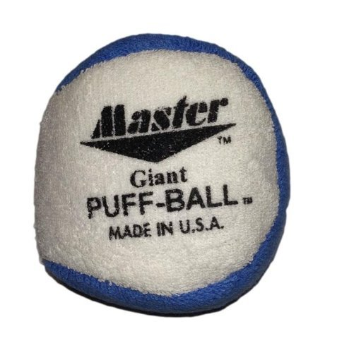 - Master Industries Giant Puff Balls Bowling Grip aid (Colors May Vary) by Master Industries