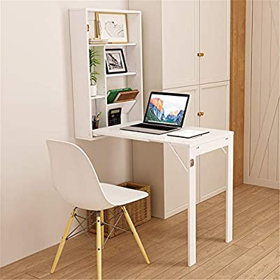 Mesa montada en la pared, escritorio plegable de montaje ...