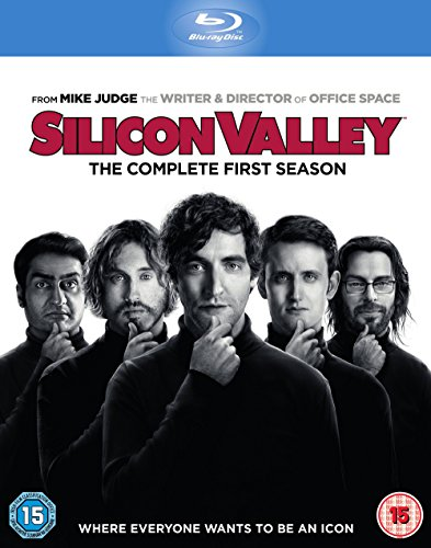 Silicon Valley Season Blu ray Region product image