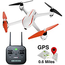 MJX Bugs 2 Drone with Camera and GPS - 2MP 1080p HD Camera Drone Quadcopter