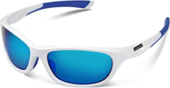 29320ec00e Duduma Polarized Sports Sunglasses for Men Women Baseball Running Cycling  Fishing Driving Golf Unbreakable Frame Du646