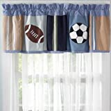 All State Curtain Valance
