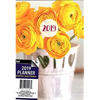 Amazon.com: Leap Year Vista 2019 - Agenda de escritorio ...