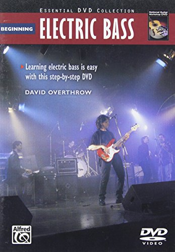 Complete Electric Bass Method: Beginning Electric Bass by Alfred