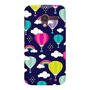 DailyObjects Balloon Case For Motorola Moto X