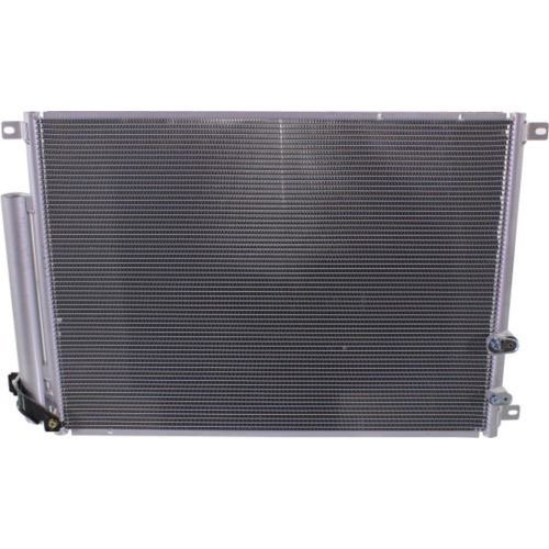 (Go-Parts OE Replacement for 2008-2013 Cadillac CTS A/C Condenser 20929423 GM3030279 For Cadillac CTS)