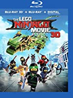 Lego Ninjago Movie 3d [Blu-ray] by Allied Vaughn