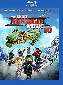 Lego Ninjago Movie 3d [Blu-ray] by Allied Vaughn