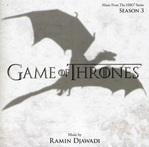 Price comparison product image Game of Thrones: Season 3 (Music From the HBO Series)