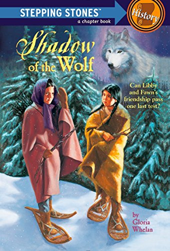 (Shadow Of The Wolf (Stepping Stone, )