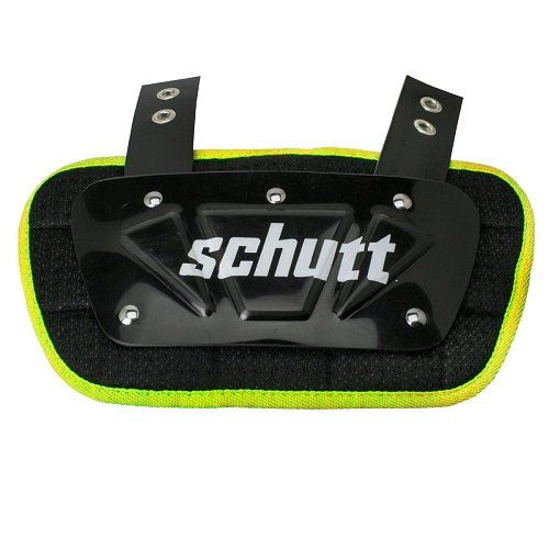 youth football back plate - 1