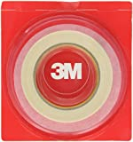 3M UHMW Film Tape 5421 Transparent, 1 in x 18 yd 6.7 mil (Pack of 1)