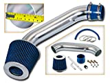 RSG Racing Cold Short Ram Air Intake Kit BLUE For 94-01 Acura Integra LS/RS/GS L4 1.8L ONLY