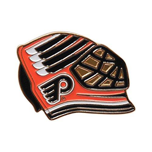 NHL Philadelphia Flyers Goalie Mask Pin