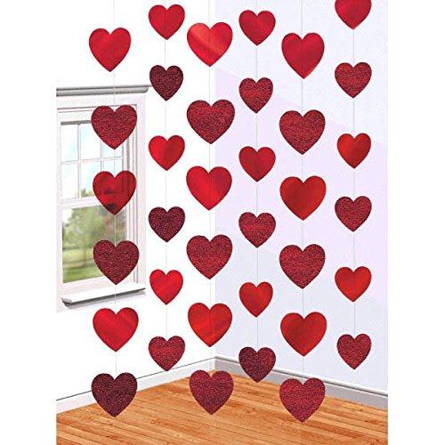 Hearts String Decoration - 2