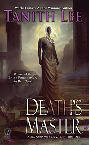 book cover of Death\'s Master