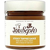 Joe & Seph's Sticky Toffee Sauce 430g (Pack of 4)